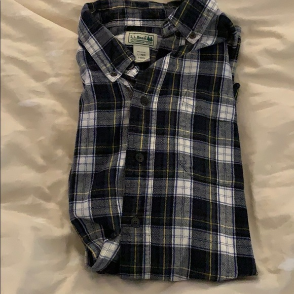 L.L. Bean Other - Men's LL Bean Flannel
